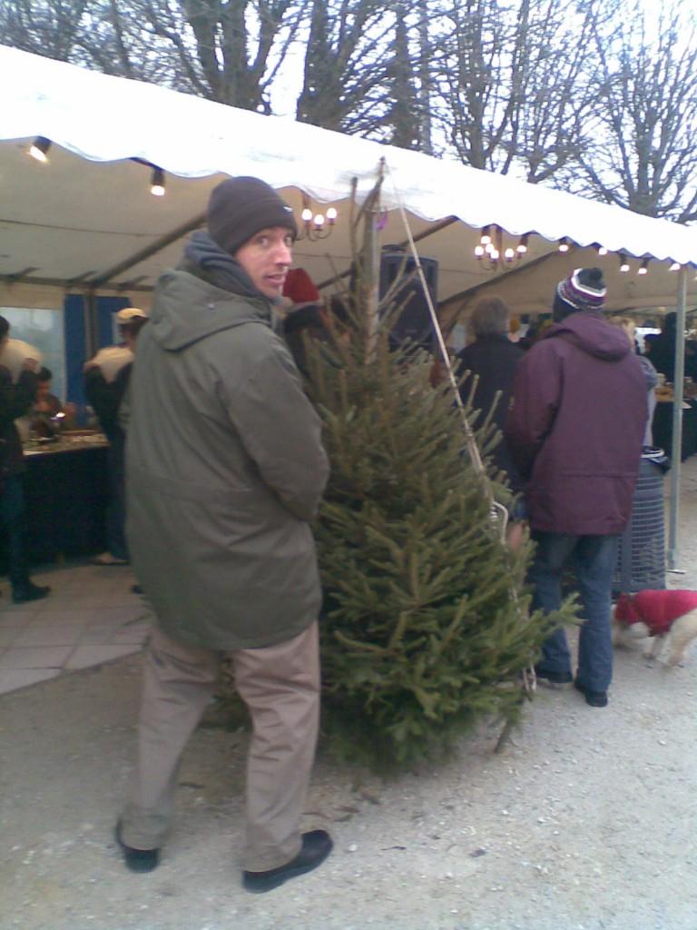 Christmas Market Woluwé